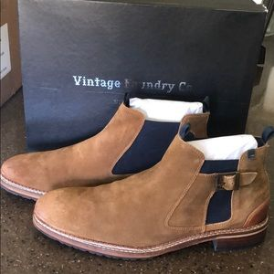 vintage foundry Shoes   Chelsea Boots
